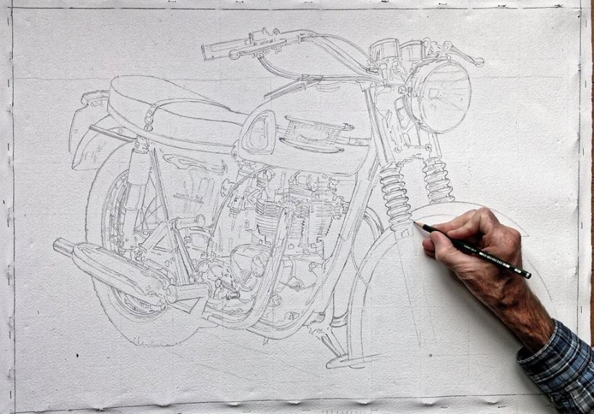 triumph bonneville wiring diagram triumph image triumph bonneville t140 wiring diagram images on triumph bonneville wiring diagram