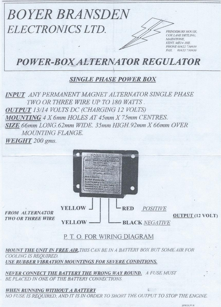boyer electronic ignition wiring diagrams ford 2n electronic ignition wiring diagram