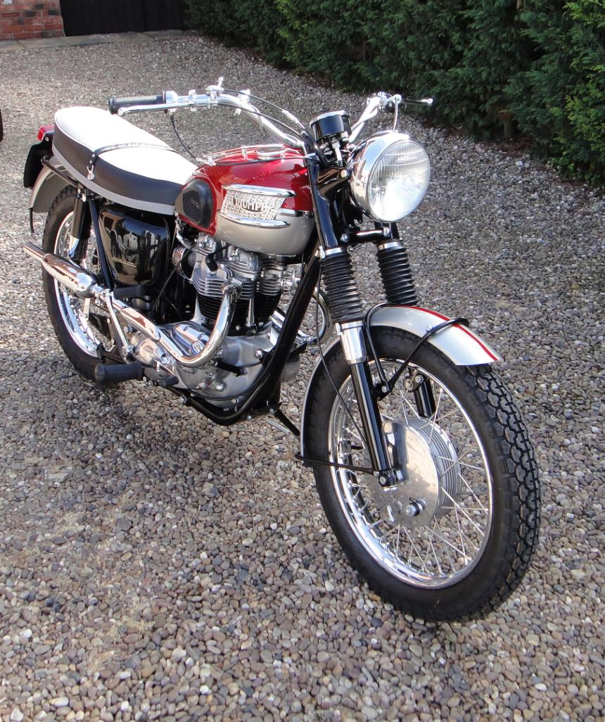 Triumph T120 Wiring Diagram: Terry Macdonald