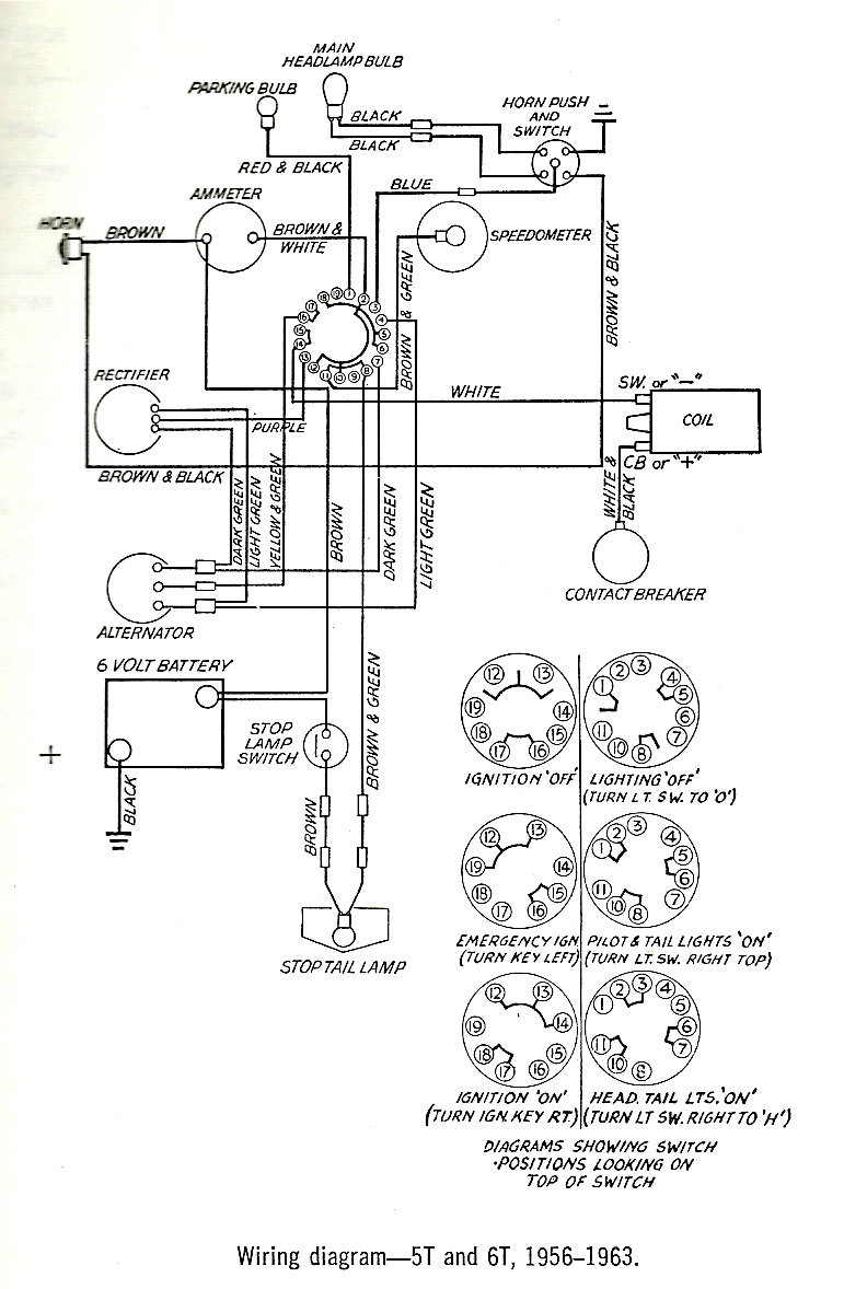 a65 rectifier wiring diagram   28 wiring diagram images