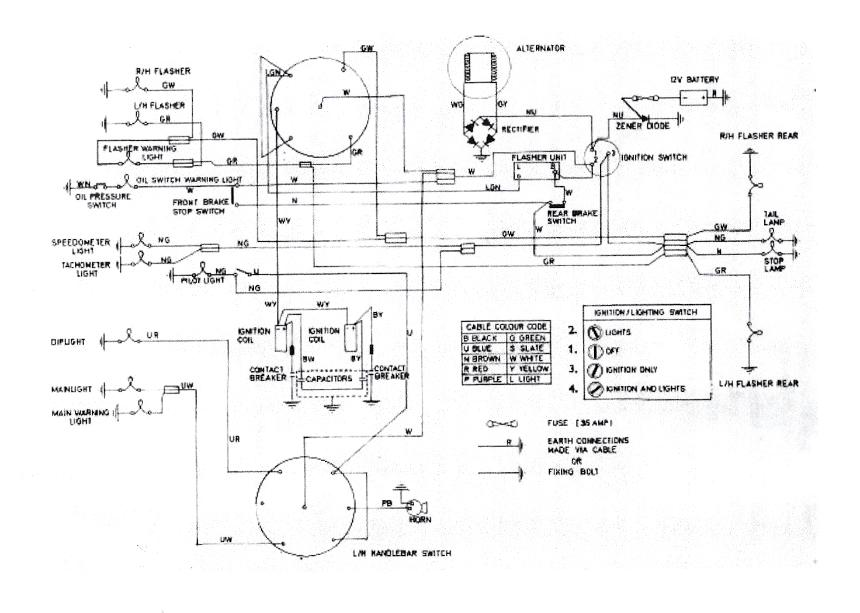 triumph wiring diagram terry macdonald 1968 650 bonneville triumph wiring diagram #11