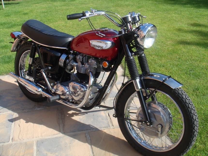 1968 T120