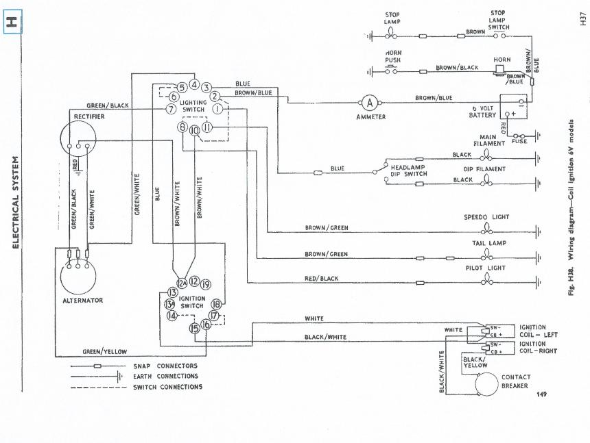 terry macdonald 1968 650 bonneville triumph wiring diagram #6