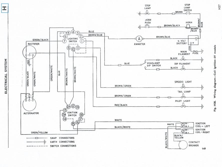 bsa 441 victor wiring diagram cafe wiring diagram wiring