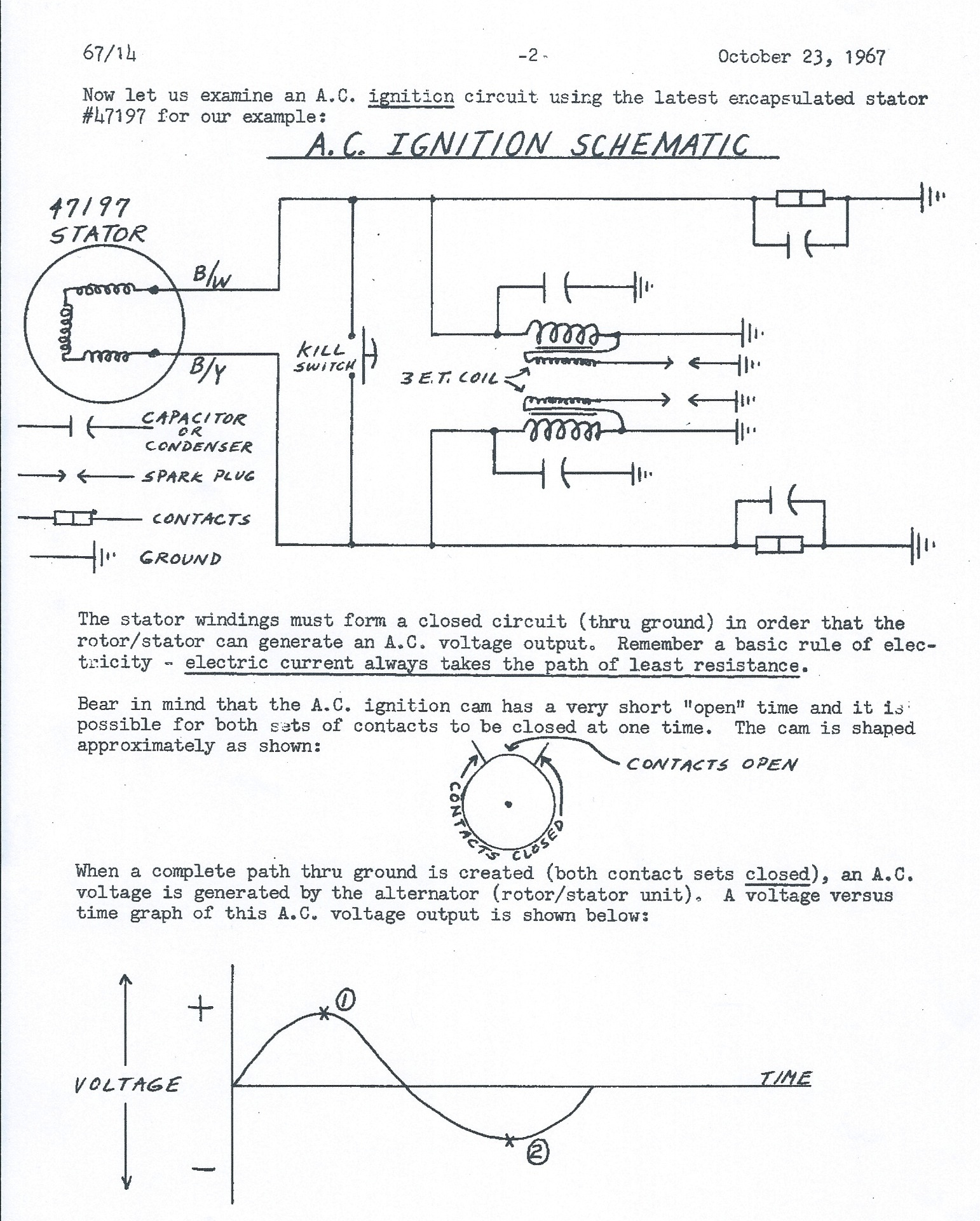 Charming Boyer Ignition Wiring Diagram Images - Electrical and ...