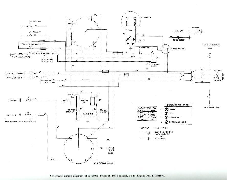 terry macdonald rh triumphbonneville120 co uk Triumph Motorcycle Wiring Diagram Triumph Chopper Wiring Diagram